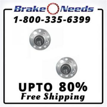 Timken Pair V-Trust Premium Quality Wheel Hub and Assembly-VTCK512003-REAR