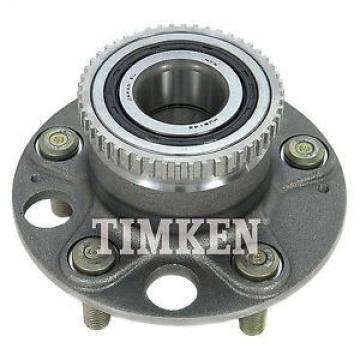 Timken  512124 Rear Hub Assembly
