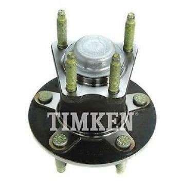 Timken  HA590081 Rear Hub Assembly