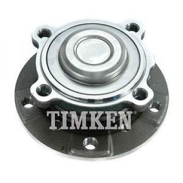 Timken  HA590163 Front Hub Assembly