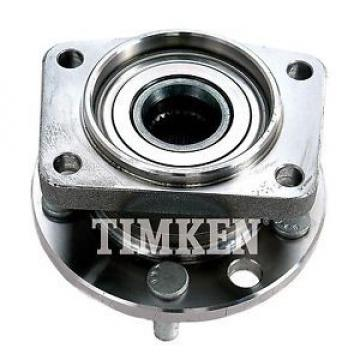 Timken  HA590174 Rear Hub Assembly