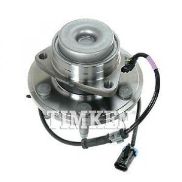 Timken  HA590307 Front Hub Assembly