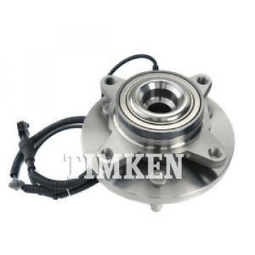 Timken  SP550211 Front Hub Assembly