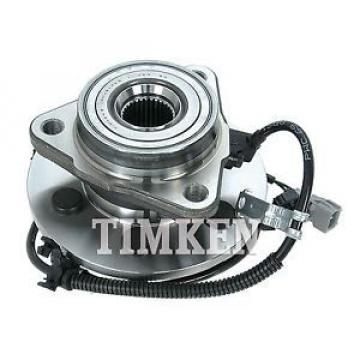 Timken  SP450100 Front Hub Assembly