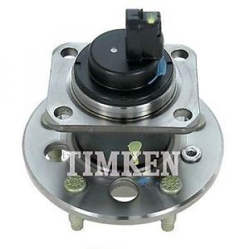 Timken  512006 Rear Hub Assembly