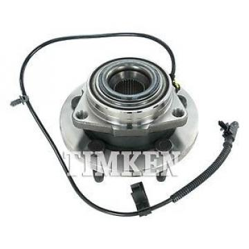 Timken  HA590035 Front Hub Assembly