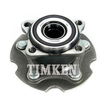 Timken  HA590201 Rear Hub Assembly