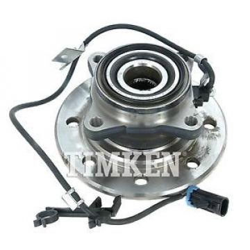 Timken  SP580301 Front Hub Assembly