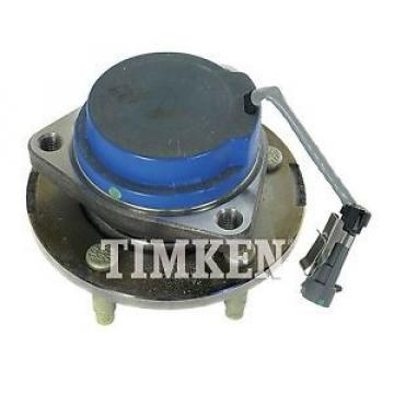 Timken  512222 Rear Hub Assembly