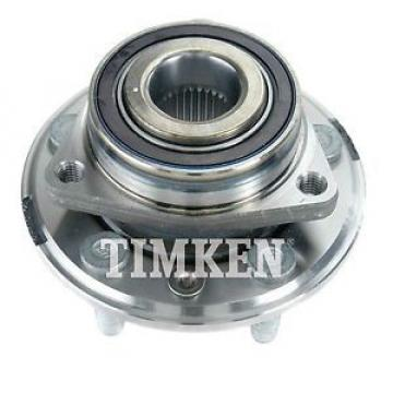 Timken  HA590348 Rear Hub Assembly