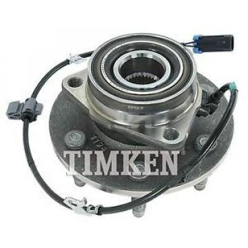 Timken  SP550310 Front Hub Assembly