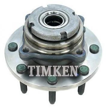 Timken  515021 Axle and Hub Assembly