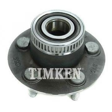 Timken  512220 Rear Hub Assembly