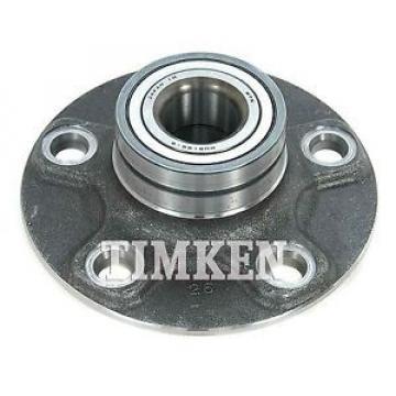 Timken  512203 Rear Hub Assembly