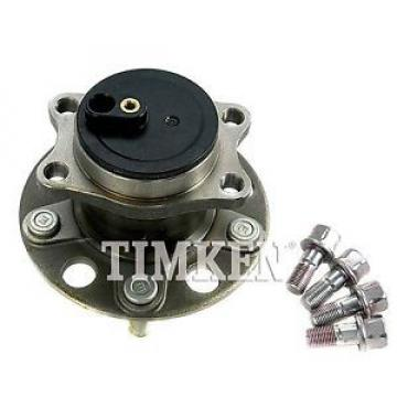 Timken  HA590256 Rear Hub Assembly