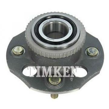 Timken  512172 Rear Hub Assembly