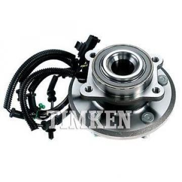 Timken  HA590317 Rear Hub Assembly