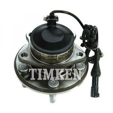Timken  HA590224 Front Hub Assembly