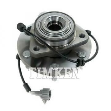 Timken  SP500701 Front Hub Assembly