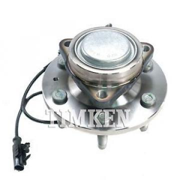 Timken  SP450303 Front Hub Assembly