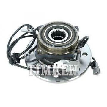 Timken  SP580102 Front Hub Assembly