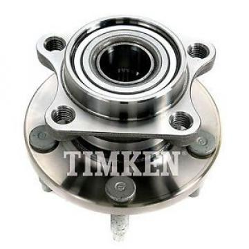 Timken  HA590183 Rear Hub Assembly