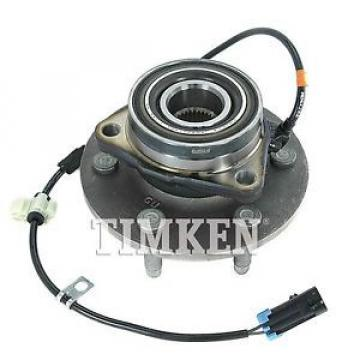 Timken  SP550309 Front Hub Assembly