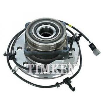 Timken  SP580103 Front Hub Assembly