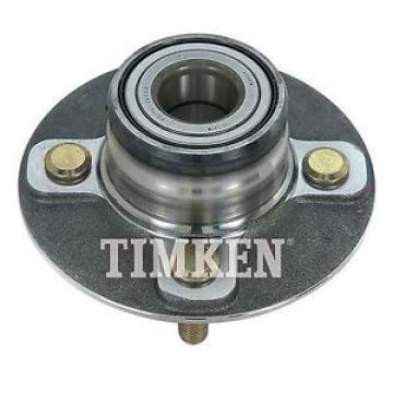 Timken  512193 Rear Hub Assembly