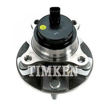 Timken  HA590137 Front Hub Assembly