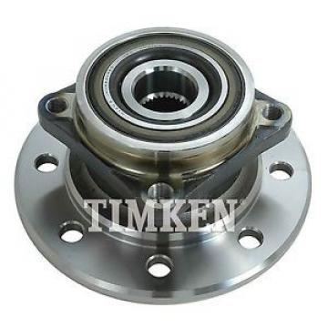 Timken  HA590018 Front Hub Assembly