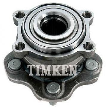 Timken  HA590255 Rear Hub Assembly