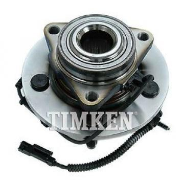 Timken  SP500101 Front Hub Assembly