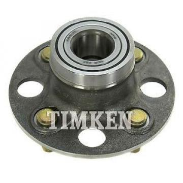Timken  512174 Rear Hub Assembly