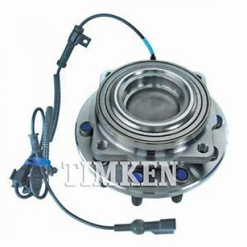 Timken  SP940203 Front Hub Assembly