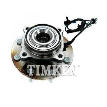 Timken  SP580313 Front Hub Assembly