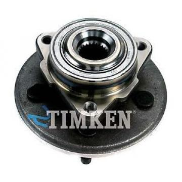 Timken  SP470201 Front Hub Assembly