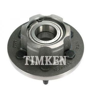 Timken Wheel and Hub Assembly Front HA599528 fits 97-04 Dodge Dakota