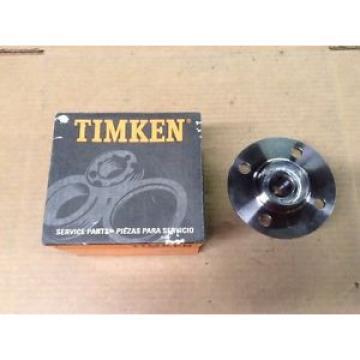 Timken  512025 Rear Wheel Hub Assembly – Fits 91-98 Nissan 200SX