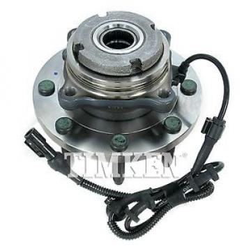 Timken Wheel and Hub Assembly Front fits 99-04 Ford F-350 Super Duty