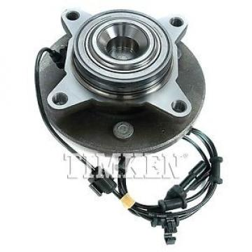 Timken Wheel and Hub Assembly Front SP550206