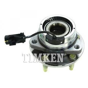 Timken Wheel and Hub Assembly Front HA590070