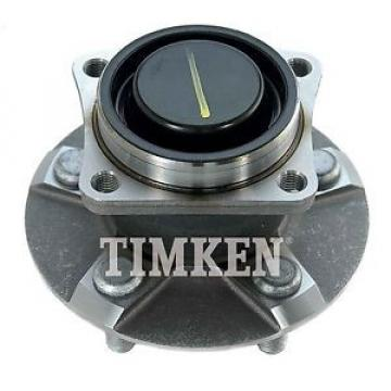 Timken Wheel and Hub Assembly Rear 512218