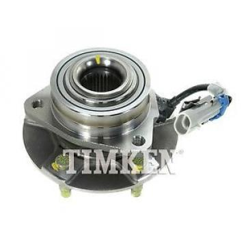 Timken Wheel and Hub Assembly Front 513189