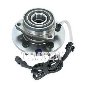 Timken Wheel and Hub Assembly Front SP550201