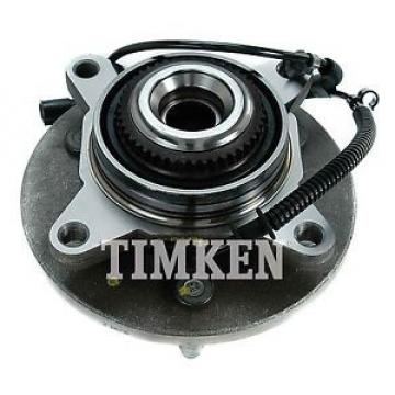 Timken Wheel and Hub Assembly Front SP550207