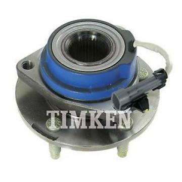 Timken Wheel and Hub Assembly Front/Rear 513179