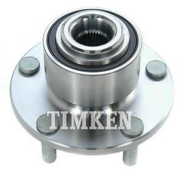 Timken Wheel and Hub Assembly Front HA590097 fits 04-05 Mazda 3