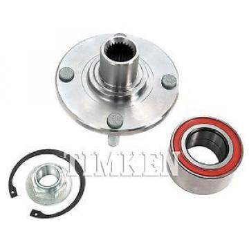 Timken Wheel and Hub Assembly Front HA590263K fits 00-11 Ford Focus