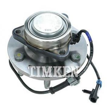 Timken Wheel and Hub Assembly Front SP450301